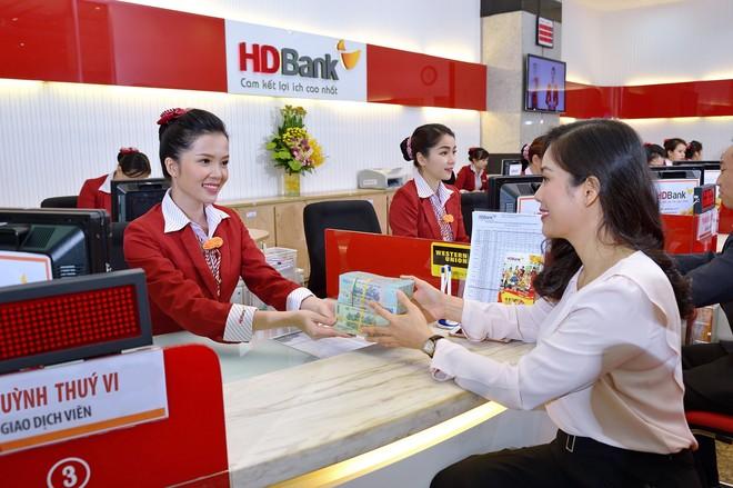 HDBank (HDB) chia cổ tức tỷ lệ 25%