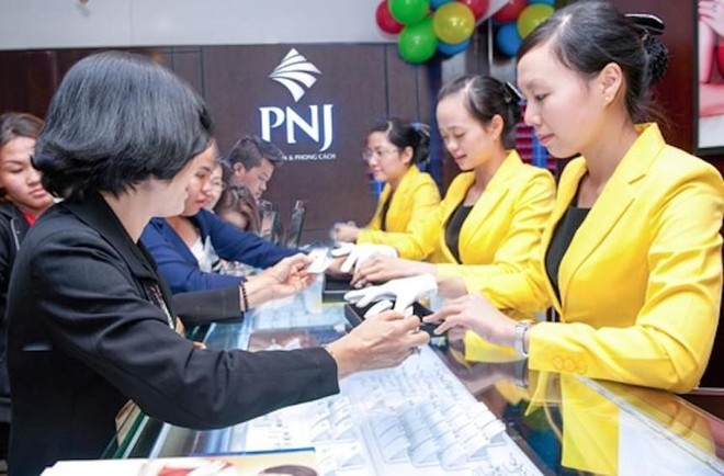 Năm 2021, PNJ mục tiêu lợi nhuận gần 1.230 tỷ đồng, cổ tức 20%