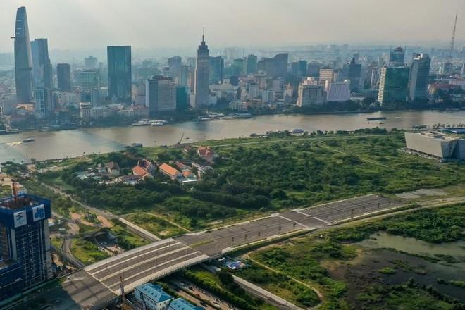 TP.HCM muốn trở thành trung tâm tài chính quốc tế, cần lộ trình trên 20 năm