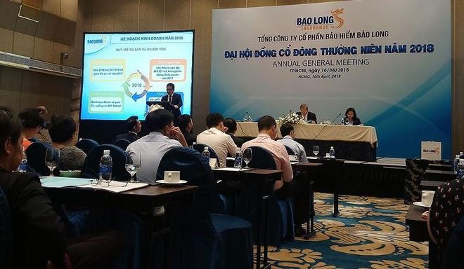 Đại hội cổ đông Bảo hiểm Bảo Long (BLI): Tăng 20% vốn điều lệ, ưu tiên cho nhà đầu tư nước ngoài