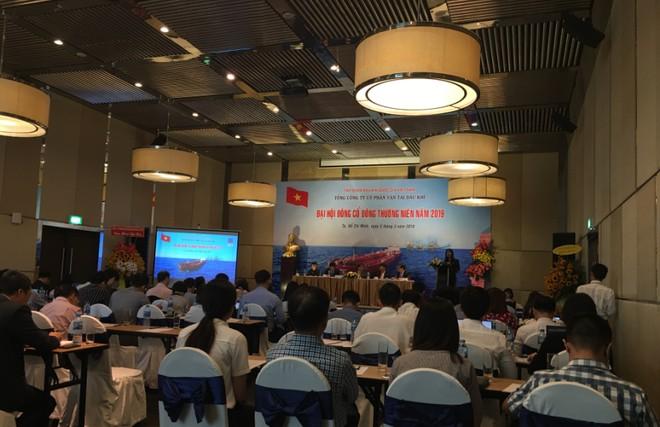 ĐHCĐ Vận tải Dầu khí (PVT): Nhà nước sẽ giảm tỷ lệ sở hữu từ 51% xuống 36%