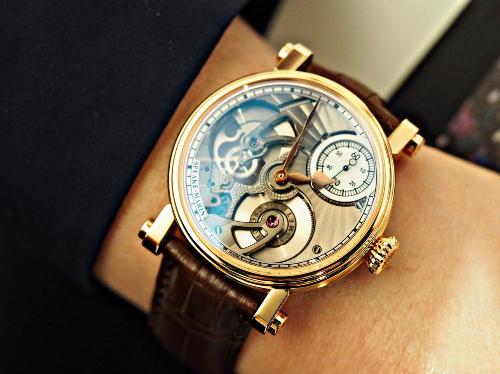 Những mẫu đồng hồ Speake-Marin tiền tỷ được giới thiệu tại SIHH ảnh 4