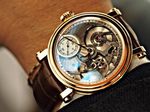 Những mẫu đồng hồ Speake-Marin tiền tỷ được giới thiệu tại SIHH ảnh 5
