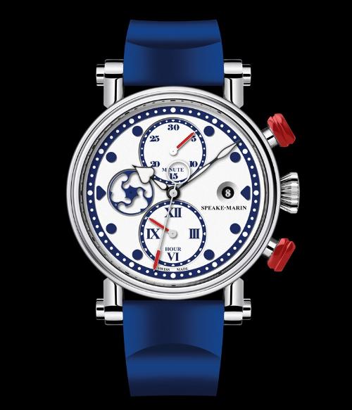 Những mẫu đồng hồ Speake-Marin tiền tỷ được giới thiệu tại SIHH ảnh 8