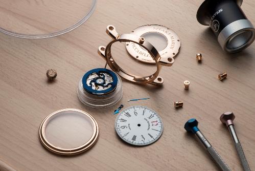 Những phiên bản đồng hồ Speake-Marin Limited Edition đẳng cấp ảnh 2