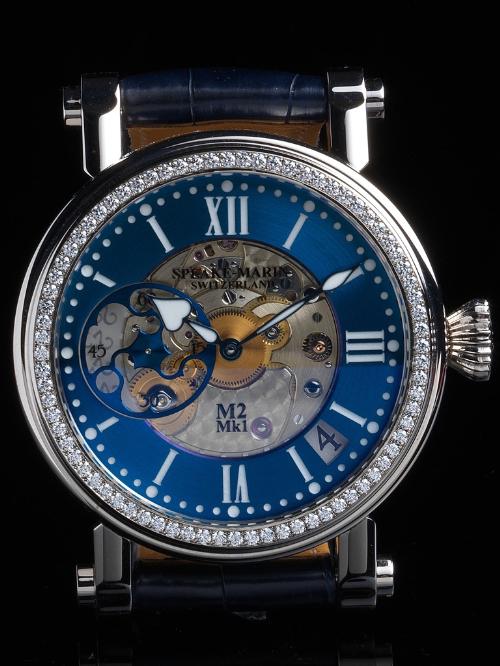 Những phiên bản đồng hồ Speake-Marin Limited Edition đẳng cấp ảnh 8