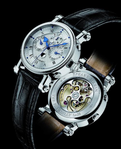 Những phiên bản đồng hồ Speake-Marin Limited Edition đẳng cấp ảnh 9
