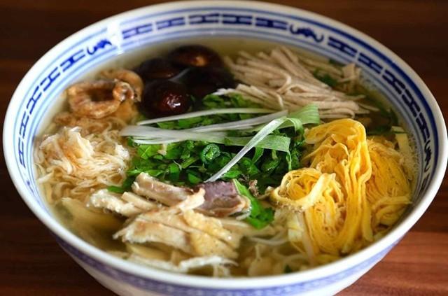 Bún thang Hà Nội: Tinh túy ẩm thực đất kinh kỳ
