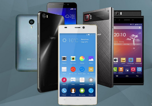 Smartphone Trung Quốc vẫn hấp dẫn về giá bán so với cấu hình.