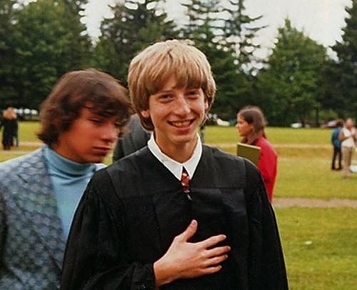 Bill Gates gửi lời khuyên đến sinh viên tốt nghiệp ảnh 1