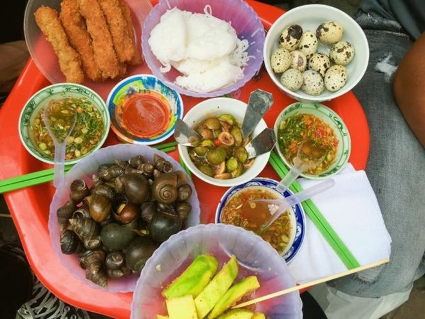 Những món ăn vặt dành cho ngày mưa dầm dề ảnh 1