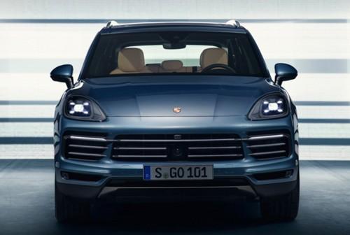 Porsche Cayenne thế hệ mới - quý tộc và thể thao ảnh 2