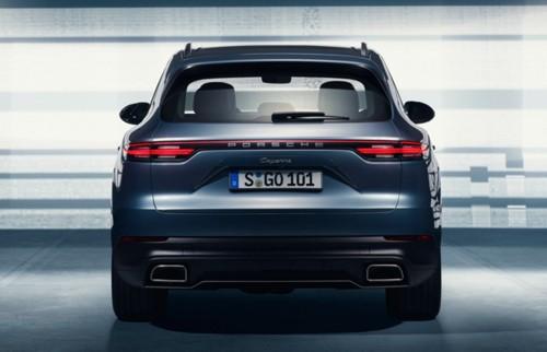 Porsche Cayenne thế hệ mới - quý tộc và thể thao ảnh 3