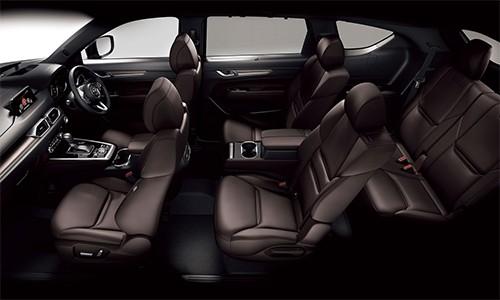 Mazda CX-8 giá từ 30.000 USD tại Nhật Bản ảnh 4
