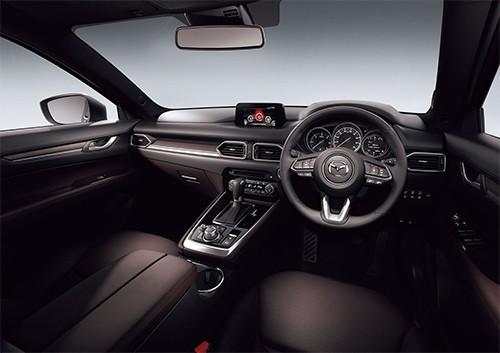 Mazda CX-8 giá từ 30.000 USD tại Nhật Bản ảnh 5