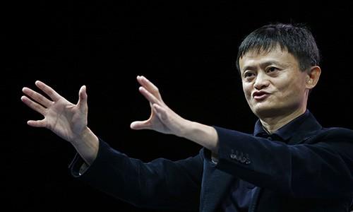 Jack Ma từng là giáo viên dạy tiếng Anh trước khi thành lập Alibaba.