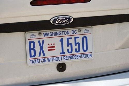 Biển số xe 'Quái thú' của Tổng thống Mỹ mang thông điệp gì? ảnh 2