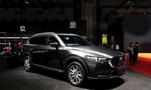 Mazda CX-8 sẽ tới tay khách hàng Nhật Bản với mức giá tương đương 36.000 USD.