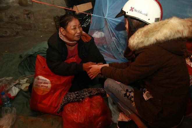"""SeABank đồng loạt ra quân triển khai chương trình """"chăn ấm đầu đông"""""""