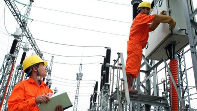 Giá bán lẻ điện tăng thêm 6,08%, lên mức giá mới 1.720,65 đồng một kWh