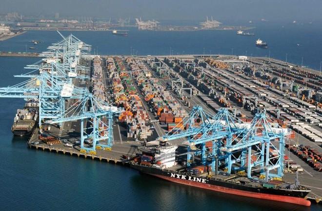 Nhập khẩu đạt mức kỷ lục khiến thâm hụt thương mại của Mỹ tăng mạnh