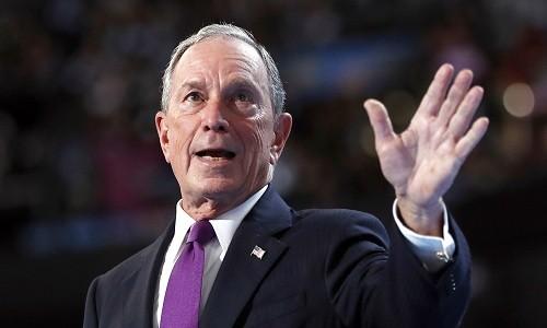 Michael Bloomberg. Ảnh: Washington Examiner