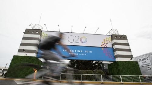 Hội nghị G20 sẽ diễn ra tại Argentina cuối tuần này. Ảnh: SCMP.