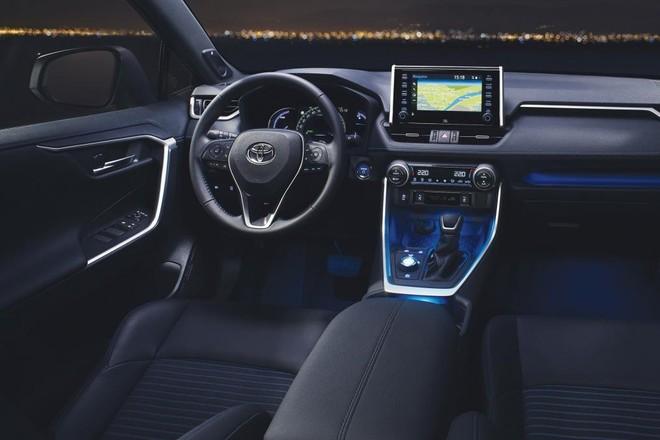 Toyota RAV4 2019 giá từ 37.000 USD tại châu Âu ảnh 2