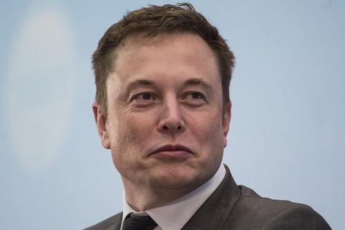 Elson Musk - ông chủ hãng xe điện Tesla. Ảnh: Bloomberg.