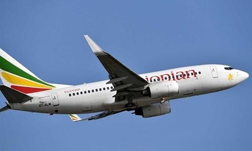 Một máy bay của hãng hàng không Ethiopian Airlines. Ảnh: Reuters.