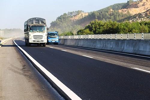 Cao tốc Đà Nẵng - Quảng Ngãi sẽ kết nối với các đoạn sắp xây dựng. Ảnh: Đắc Thành.