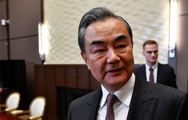 Ngoại trưởng Trung Quốc Vương Nghị. (Nguồn: Reutres).
