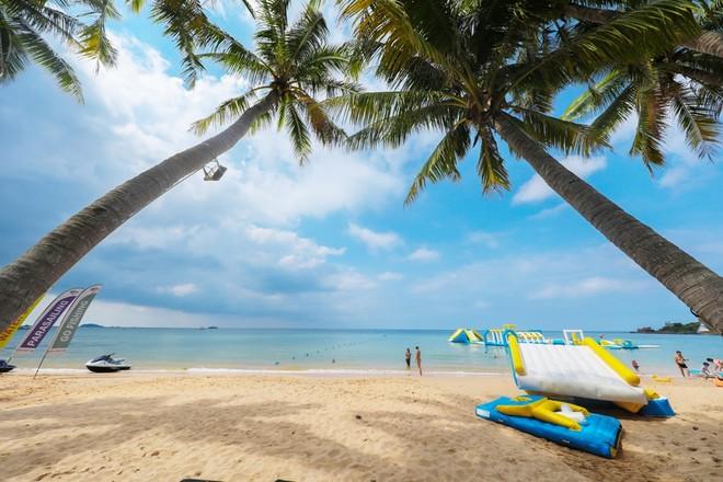 Du lịch đảo Ngọc đang tăng trưởng thần tốc.