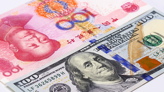 Nhân dân tệ mất giá khi ông Trump ký dự luật Hong Kong