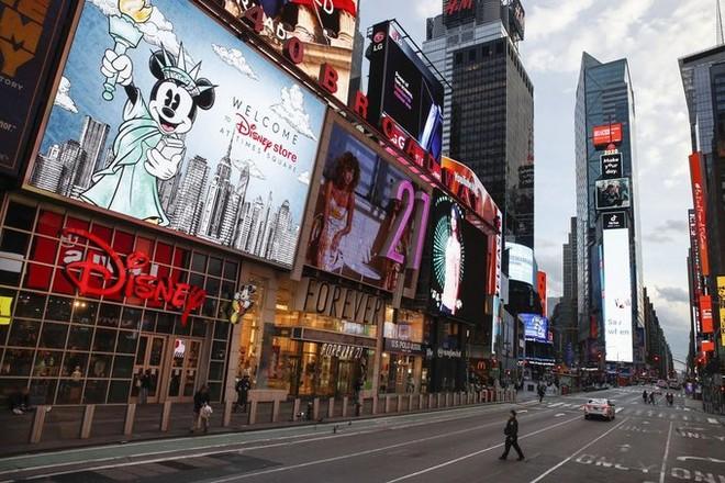 New York vắng tanh ảnh 1