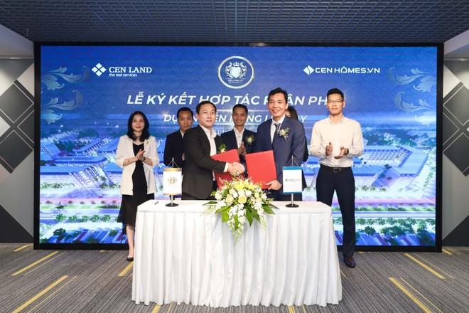 Cen Land là Tổng đại lý phân phối dự án Kiến Hưng Luxury