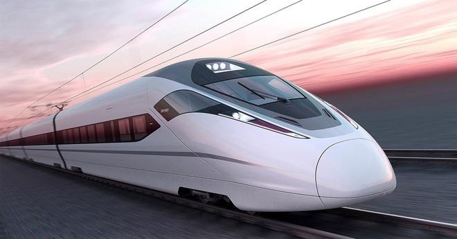 Tuyến đường sắt tốc độ cao trên trục Bắc - Nam được nghiên cứu trong phạm vi 20 tỉnh/thành phố dọc từ Hà Nội vào Tp.HCM.