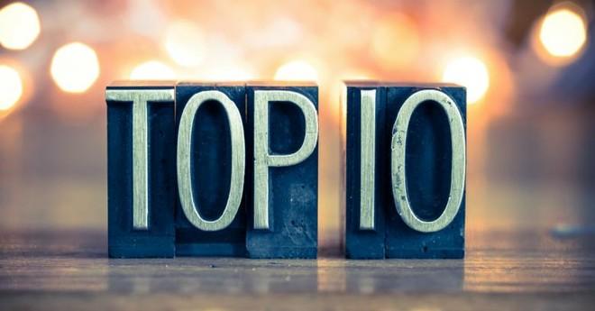 Top 10 cổ phiếu tăng/giảm mạnh nhất tuần: Nhóm cổ phiếu công ty chứng khoán dậy sóng