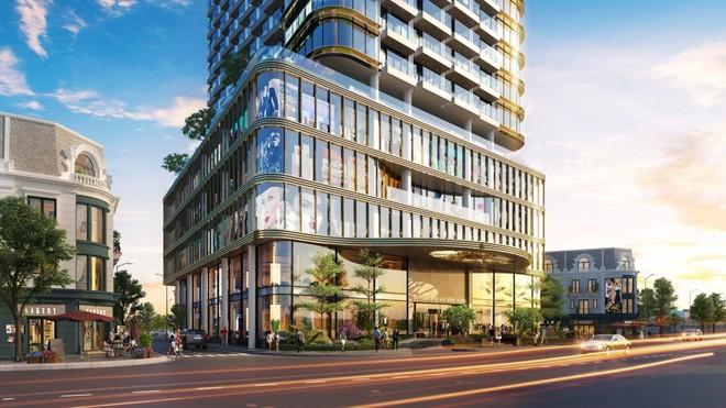 Dự án Tổ hợp Nhà phố thương mại Shophouse phường Hải Đình, TP Đồng Hới đã đủ điều kiện để giao đất