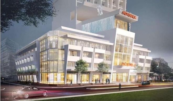 Giao đất thực hiện dự án Movenpick Central Quảng Bình
