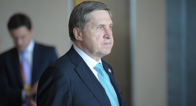 Trợ lý Tổng thống Nga Yuri Ushakov
