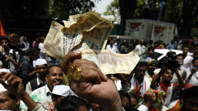 Thống đốc Ngân hàng Trung ương Ấn Độ đang nơi đâu?