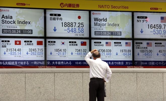 Morgan Stanley từ bỏ dự báo chứng khoán châu Á tăng trưởng