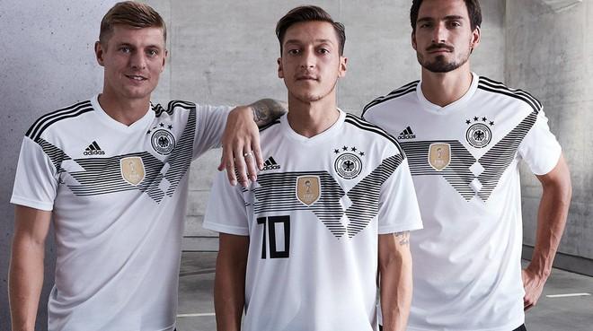 Những con số ấn tượng của World Cup 2018 ảnh 1