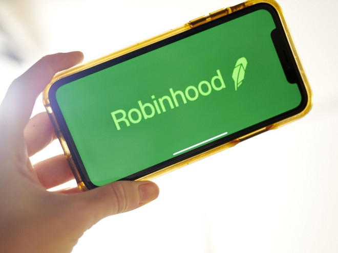 Hơn 2.000 tài khoản Robinhood bị tấn công