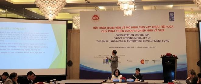 Nhận diện rủi ro cho vay trực tiếp trong hoạt động của Quỹ Phát triển doanh nghiệp nhỏ và vừa