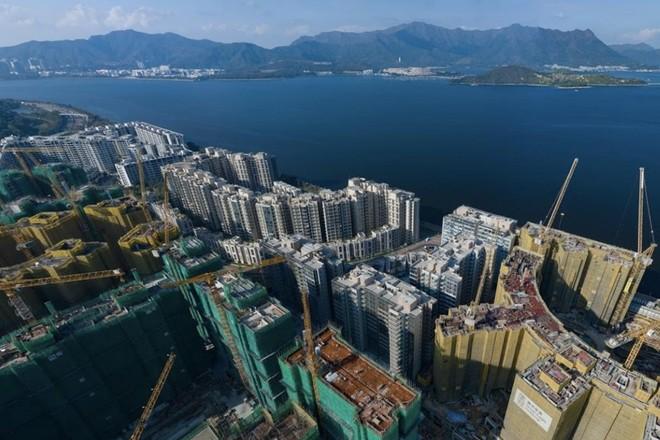 Doanh nghiệp bất động sản Trung Quốc lập kỷ lục vỡ nợ mới