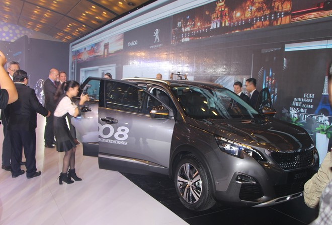 """Mẫu xe thành công nhất trong lịch sử Peugeot chính thức """"lộ diện"""" tại Việt Nam ảnh 2"""
