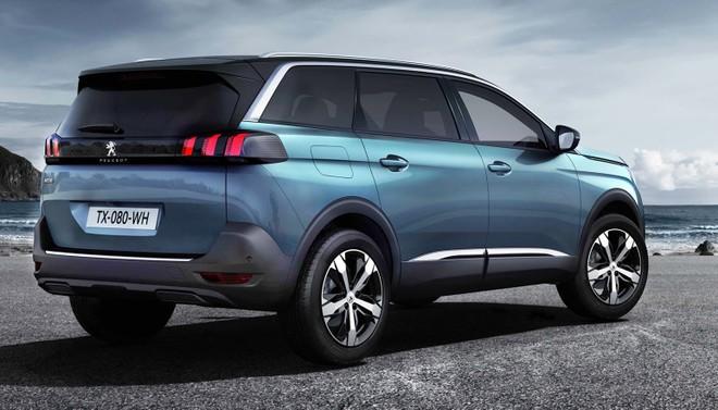 """Mẫu xe thành công nhất trong lịch sử Peugeot chính thức """"lộ diện"""" tại Việt Nam ảnh 4"""