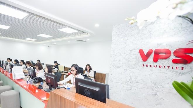 Công ty Chứng khoán VPS đạt 557 tỷ đồng lợi nhuận trong năm 2019